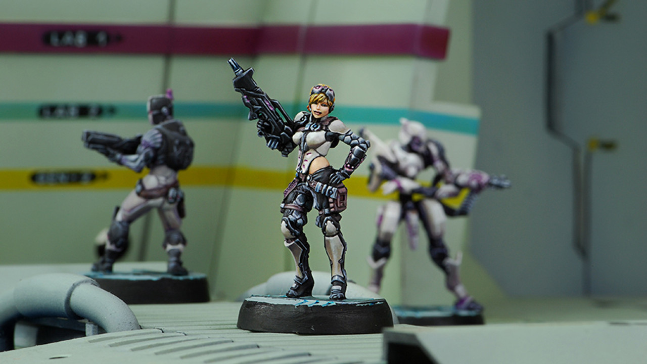Infinity - Chandra Spec-Ops - ALEPH