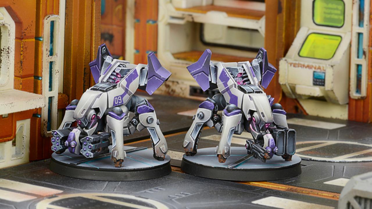 Infinity Rebots - ALEPH