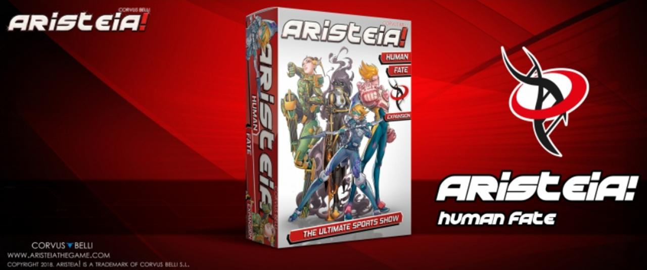 Aristeia - Human Fate