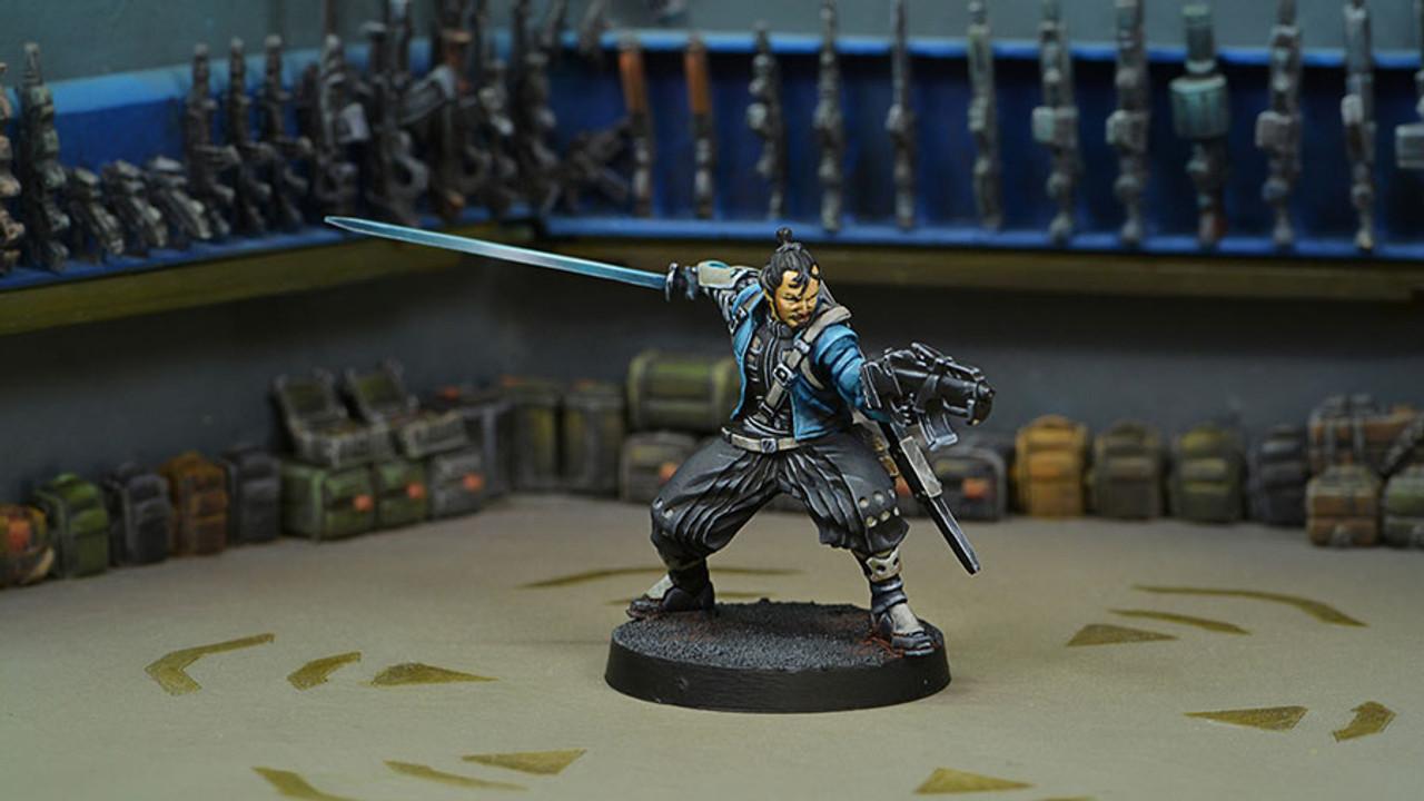 Infinity Yojimbo Mercenary Sword - Mercenaries