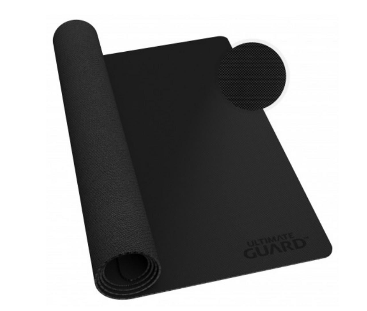 Ultimate Guard - Playmat - XenoSkin Black - 61x35