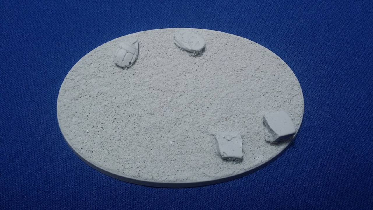 Elriks Egyptian Ruins Round Bases - 105x70mm A - Oval - 1 Pack