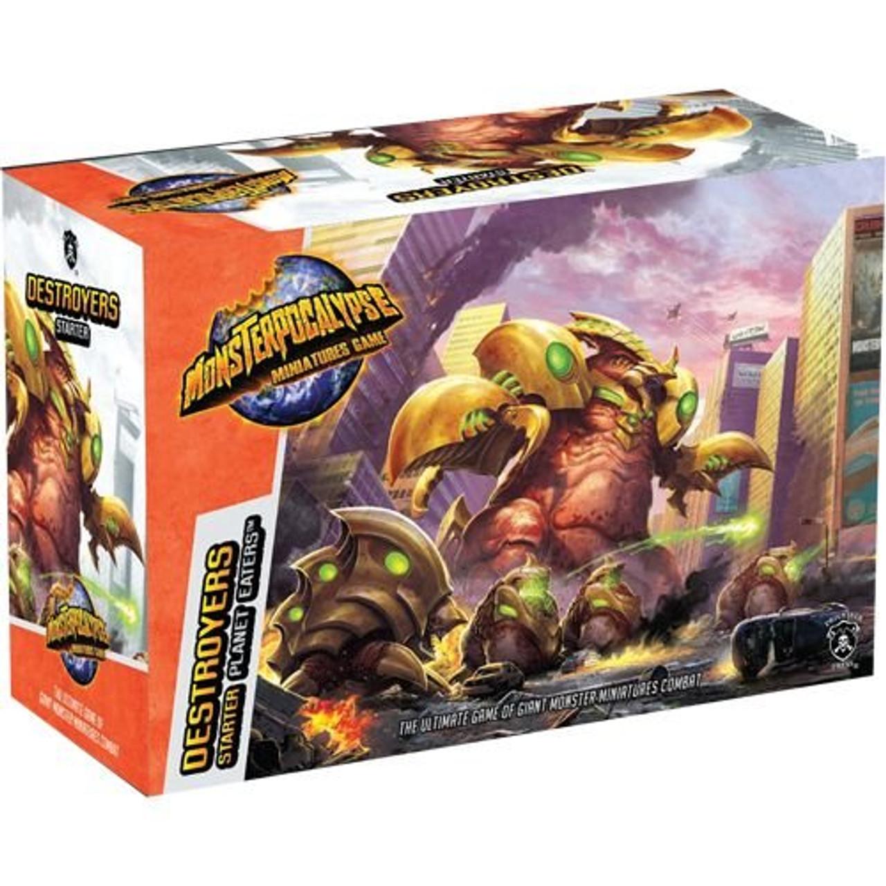 Monsterpocalypse Starter - Destroyers