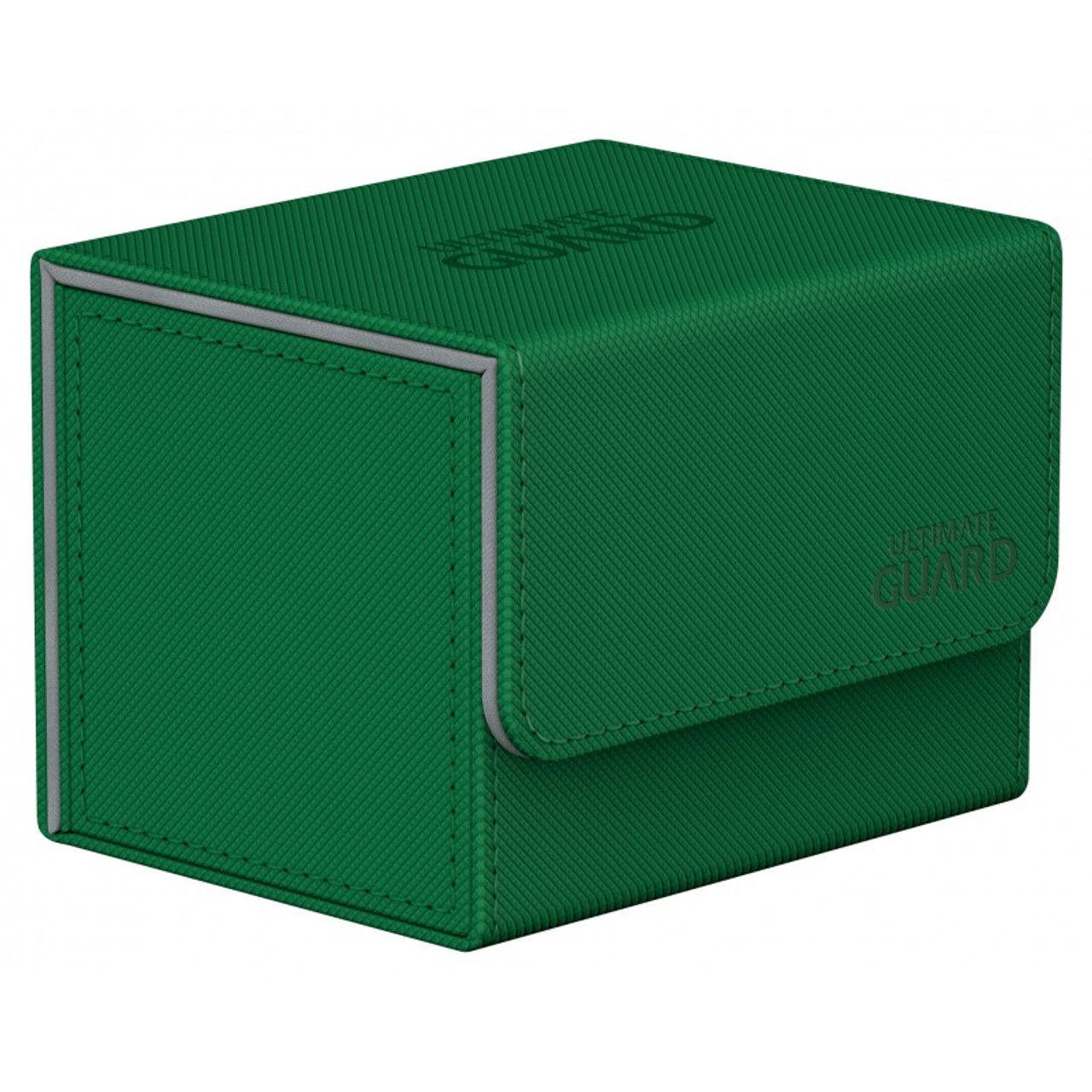 Ultimate Guard - Deck Box - Sidewinder XenoSkin Green - 100+