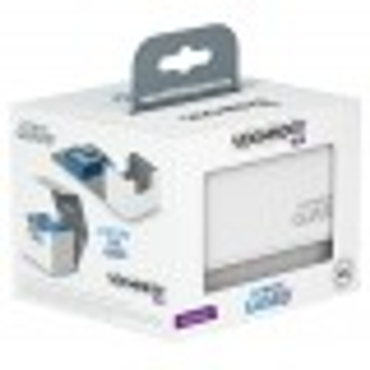 Ultimate Guard - Deck Box - Sidewinder XenoSkin White - 100+