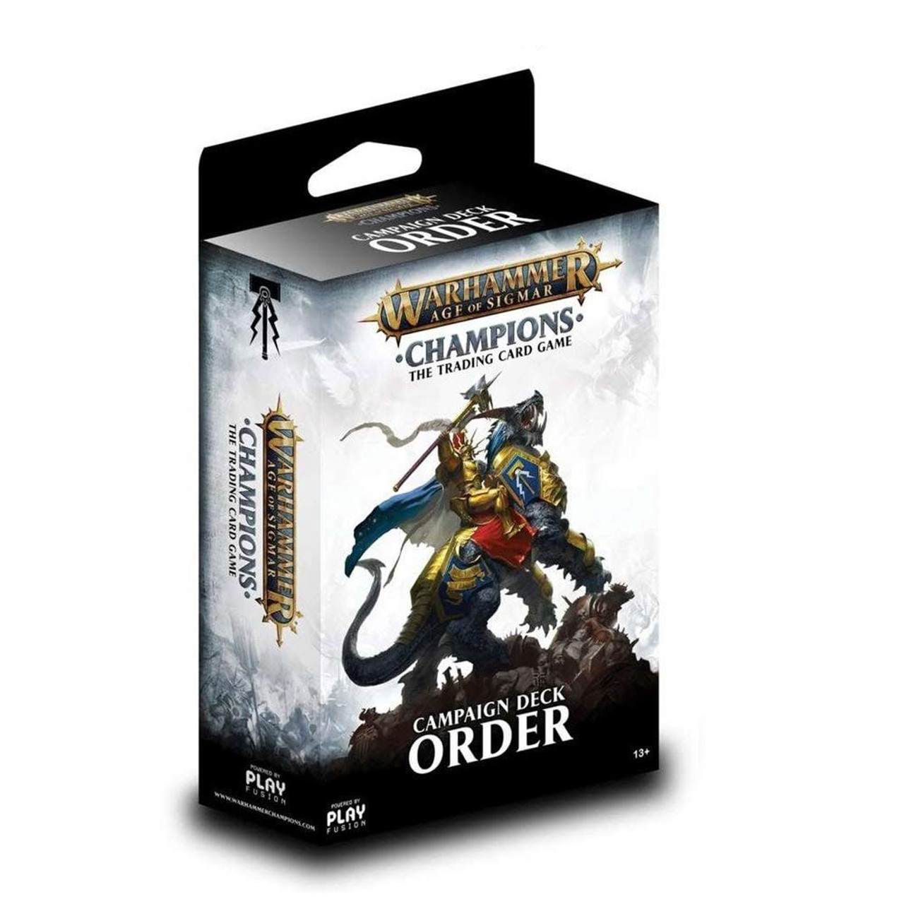 Warhammer Age of Sigmar Champions TCG - ORDER Campaign Deck