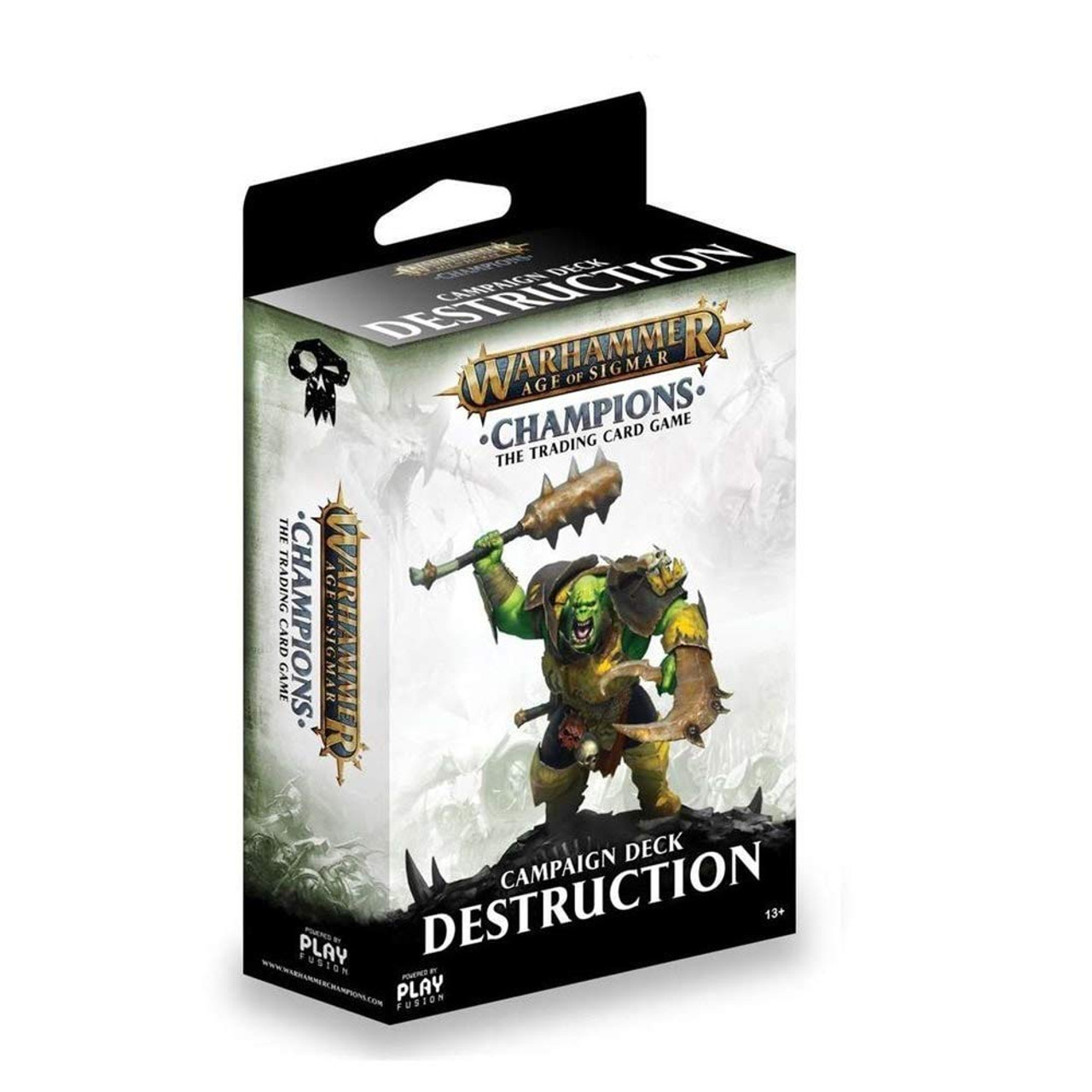 Warhammer Age of Sigmar Champions TCG - DESTRUCTION Campaign Deck