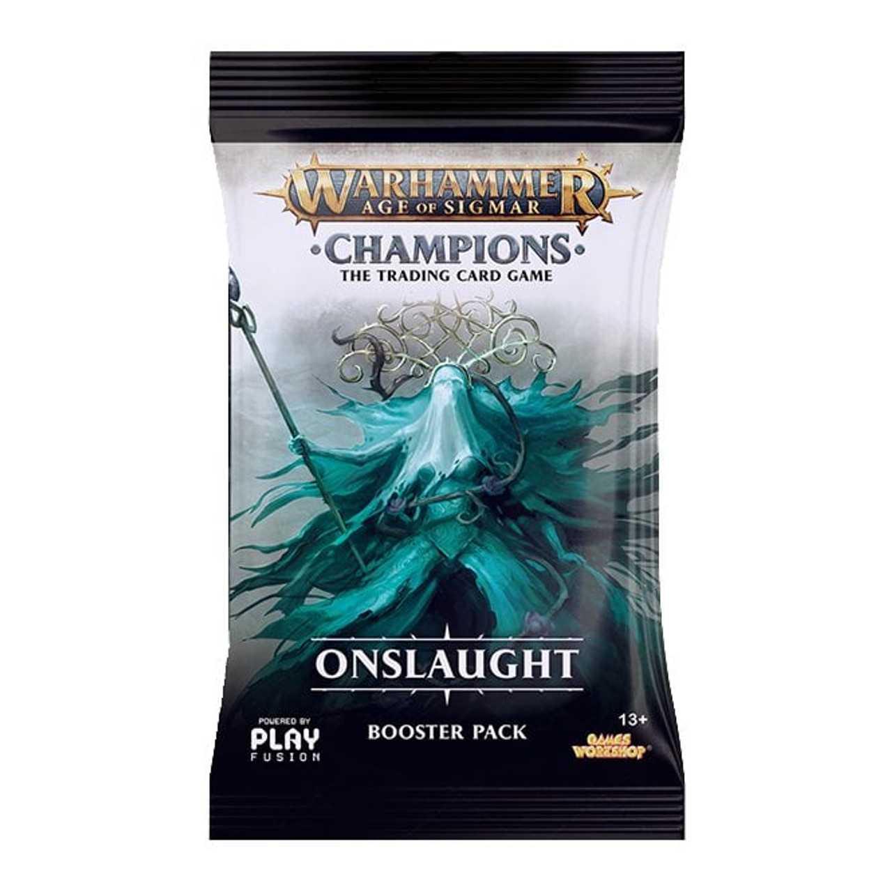 Warhammer Age of Sigmar Champions TCG - Onslaught Booster Pack