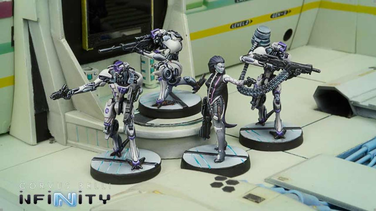 Infinity Dakini Tacbots - ALEPH
