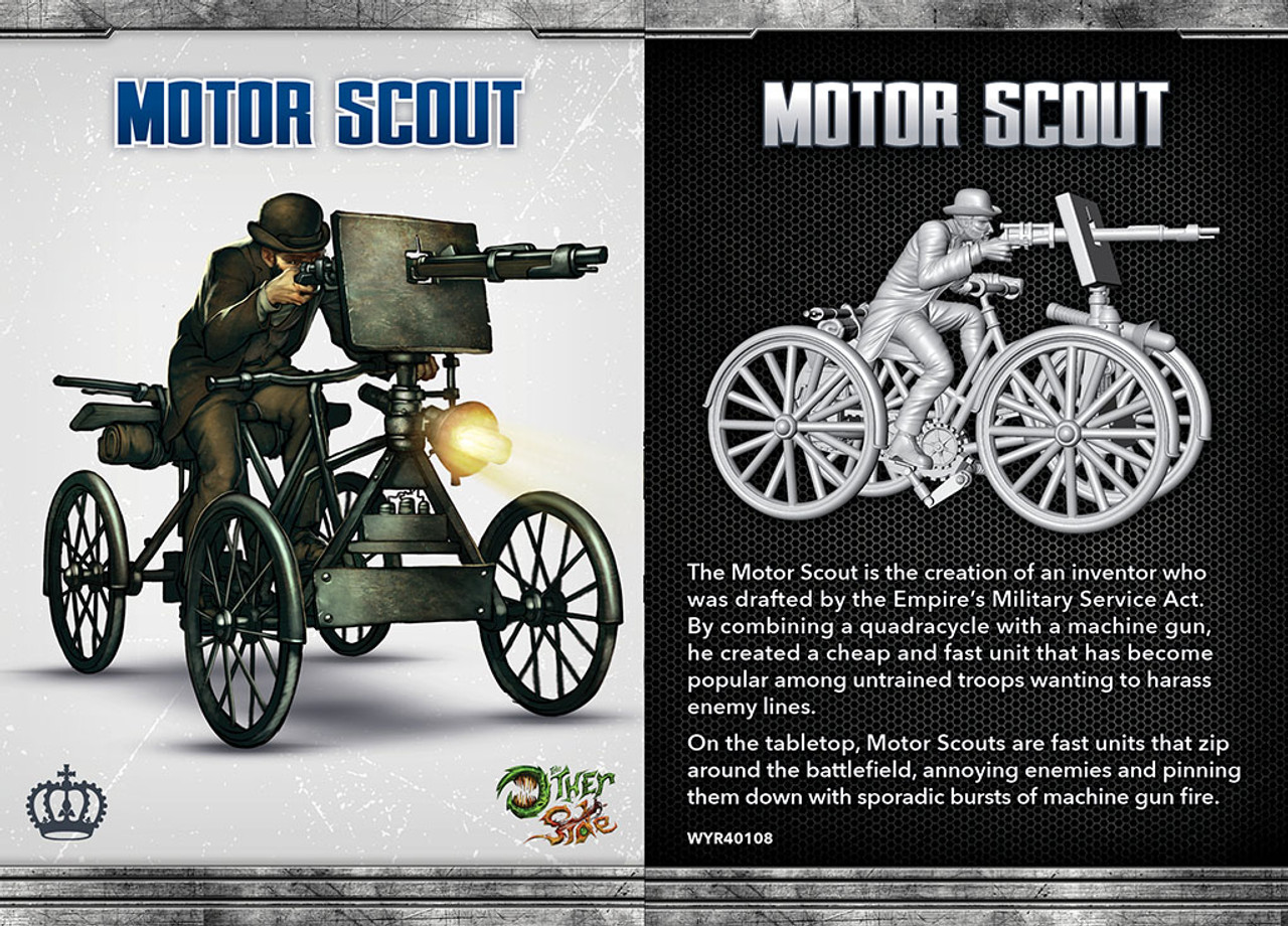 The Other Side - King's Empire - Motor Scout