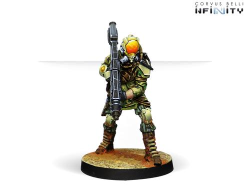 Infinity Brawler, Mercenary Enforcers - NA2