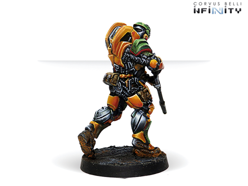Infinity Haidao Special Support Group - Yu Jing