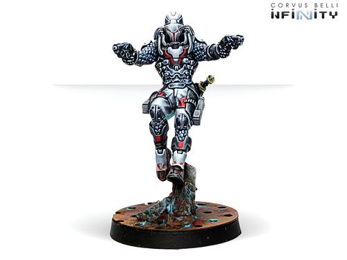Infinity Perseus, Rogue Myrmidon - Nomads