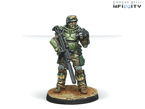 Infinity Marauders - 5307th Ranger Unit - Ariadna
