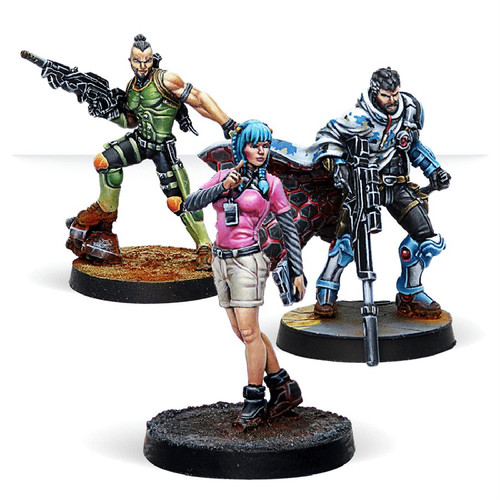 Infinity Dire Foes Mission Pack 8 - Nocturne