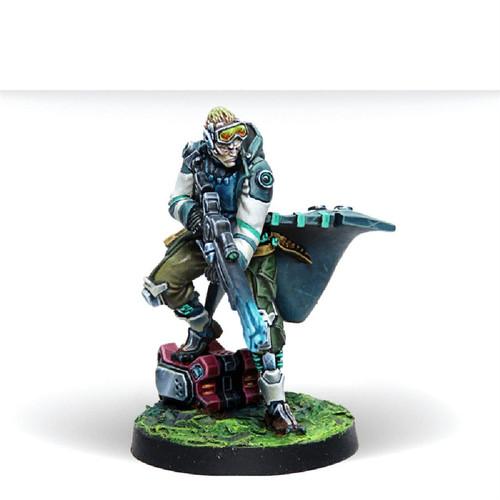 Infinity Spiral Corps Taagma Schemers - NA2