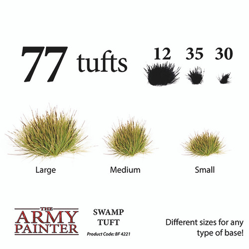 Army Painter Battlefields - Swamp Tuft