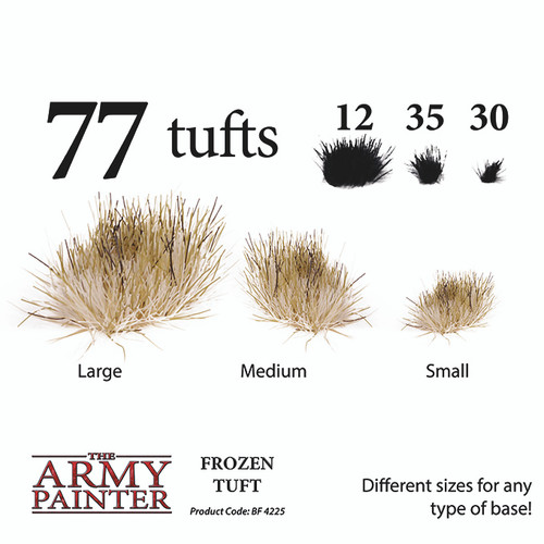 Army Painter Battlefields - Frozen Tuft