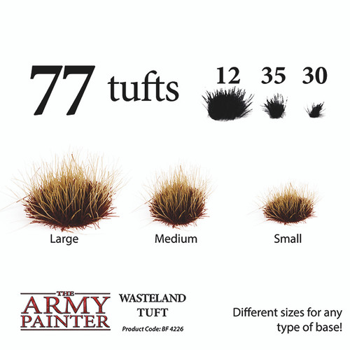 Army Painter Battlefields - Wasteland Tuft