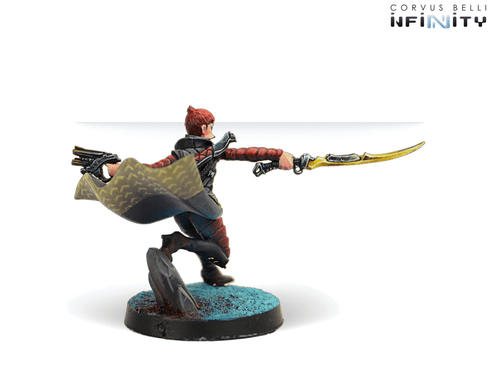 Infinity EC Speculo Killer (Boarding Shotgut) - Combined Army
