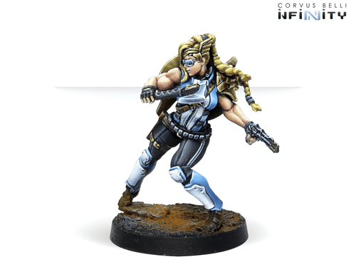 Infinity Valkyrie Elite Bodyguard (Convention Exclusive Mini)