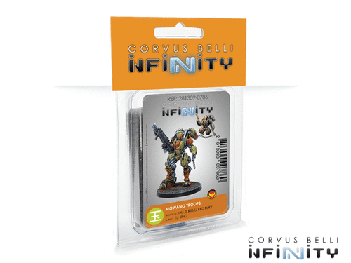 Infinity Mowang Troops Multi Rifle - Yu Jing