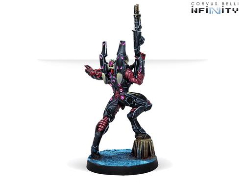 Infinity Shasvastii Cadmus (Hacker) - Combined Army