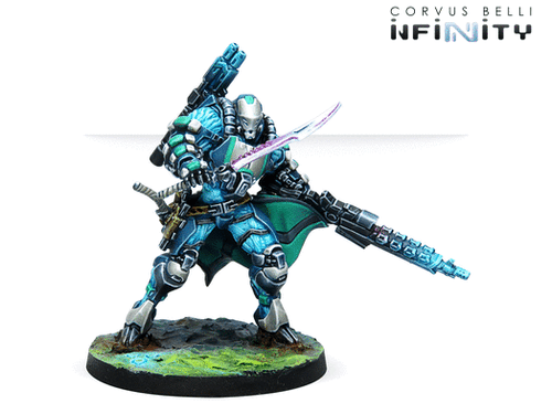 Infinity Kiel-Saan Covert Assault Unit (Mk12) - NA2