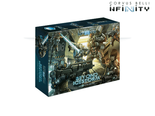 Infinity Operation Icestorm Combo Pack with Beyond Icestorm and Jeanne D'Arc