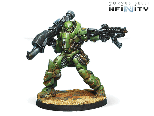 Infinity Heavy Assault Regiment Al Fasid (Heavy RL)