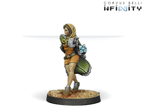 Infinity Tariqa High Rank Counselor - Haqqislam