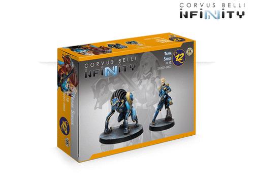 Infinity Team Sirius - O-12