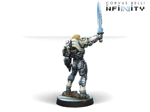 Infinity Achilles V2 Hoplite Armor Multi RIfle CCW - ALEPH