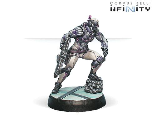Infinity Myrmidon (Spitfire) - ALEPH