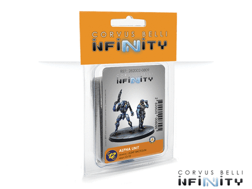 Infinity Alpha Unit (Light Shotgun) - O-12