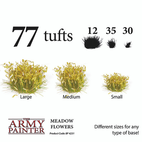 Army Painter Meadow Flowers Tuft