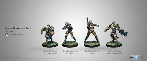 Infinity Rasail Team - Tohaa
