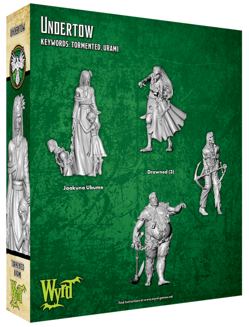 Malifaux Undertow - Resurrectionists - M3E