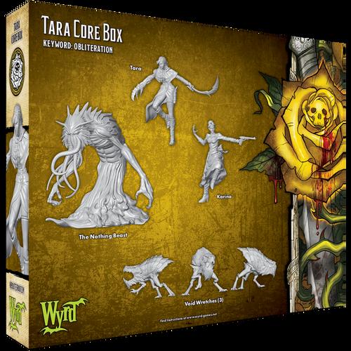 Malifaux Tara Core Box - Outcasts - M3E