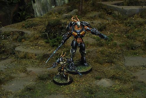 Infinity Gorgos Squad - Tohaa