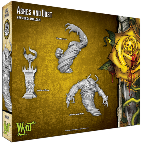 Malifaux Ashes and Dust - Outcasts - M3E