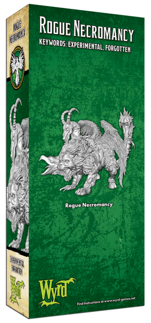 Malifaux Rogue Necromancy - Resurrectionists - M3E