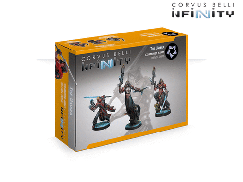 Infinity The Umbra - Combined Army