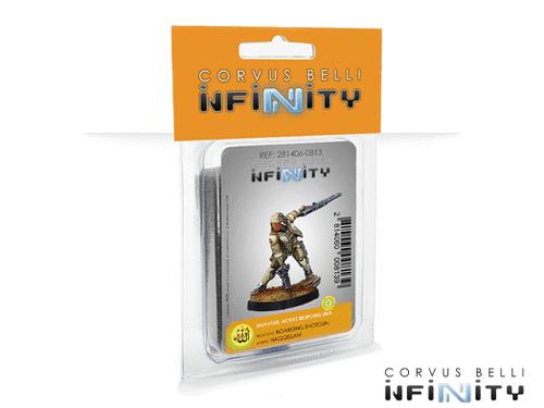 Infinity Mukhtar, Active Response Unit (Boarding Shotgun) - Haqqislam
