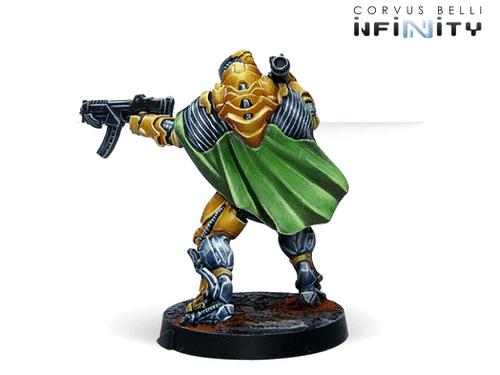 Infinity Zhencha, Armored Reconnaissance Regiment (Submachine Gun) - Yu Jing