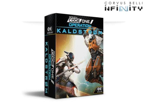 Infinity CodeOne - Operation Koldstrom