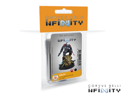 Infinity Ninjas (Submachine Gun, Tactical Bow) - NA2
