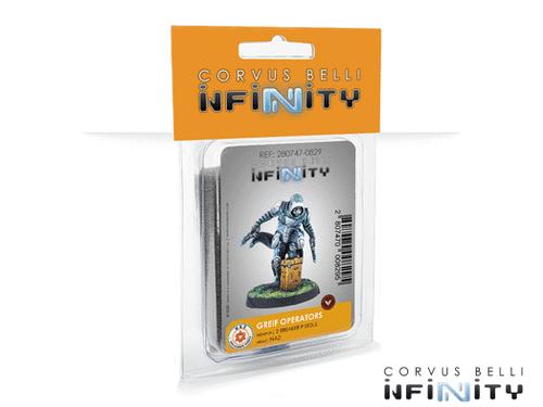 Infinity Greif Operators (2 Breaker Pistols) - NA2