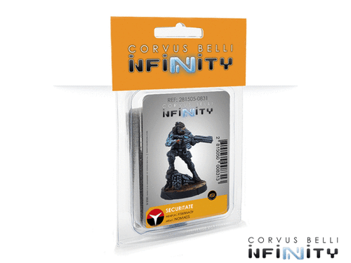 Infinity Nomads Securitate (Feuerbach) - Nomads