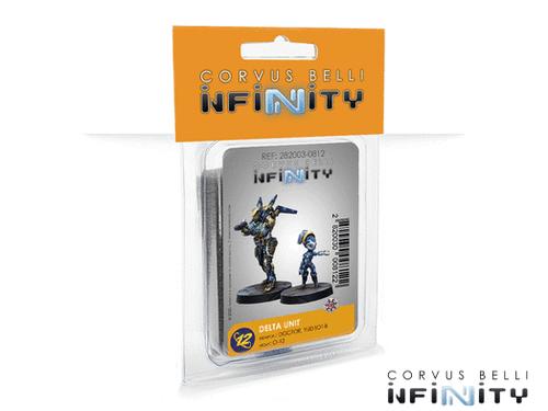Infinity Delta Unit (Doctor, Yudbot-B) - O-12